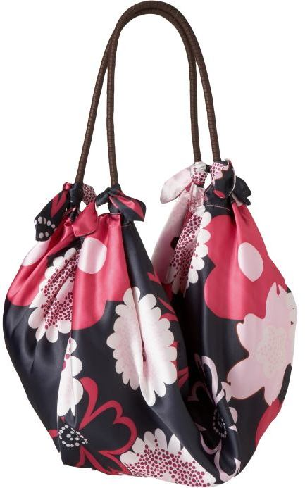 Women's Printed Scarf Bags