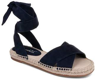 Splendid Women's Tereza Ankle Tie Espadrille Flats