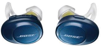 Bose ; NEW ; SoundSport Free Wireless Earphones - Blue / Citron