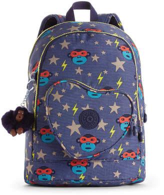 Kipling Heart Printed Kids Backpack