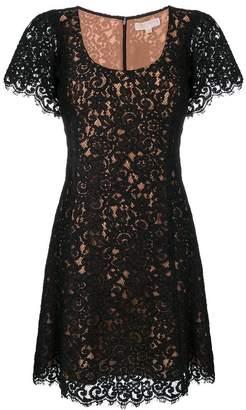 MICHAEL Michael Kors shortsleeved lace dress