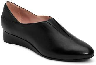 Taryn Rose Women's Carmela Nappa Leather Slip-On Flats