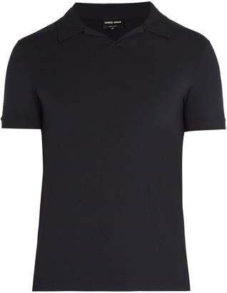 Giorgio Armani Jersey polo shirt