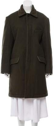 Steven Alan Wool Short Coat