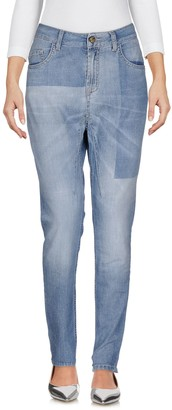 Manila Grace DENIM Denim pants - Item 42635747MT
