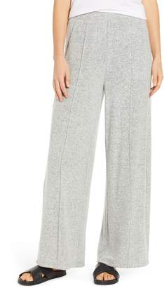 Lou & Grey Brushmarl Wide Leg Pants