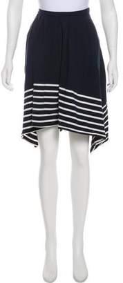 Band Of Outsiders Knee-Length A-Line Skirt