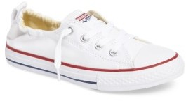 Girl's Converse Chuck Taylor All Star Shoreline Low Top Sneaker $34.95 thestylecure.com