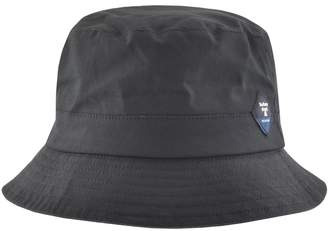 469d28c57e5e1 Barbour Beacon Gully Bucket Hat Navy