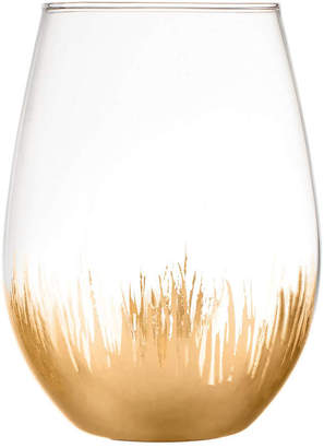 Jay Import Co Sedona Stemless Wine Goblets, Set of Four