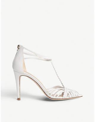 LK Bennett L.K.Bennett x Jenny Packham Dorothy leather sandals