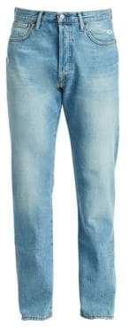 Acne Studios 1996 Blue Trash Skinny-Fit Jeans