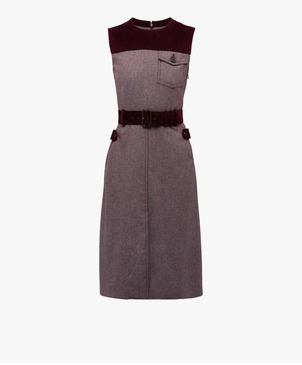 Prada Prada Wool Dress