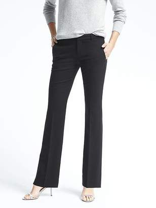 Banana Republic Petite Logan Trouser-Fit Lightweight Wool Pant