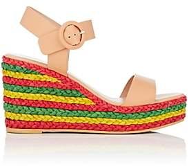 Barneys New York Women's Platform Wedge Sandals
