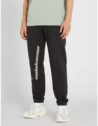 Season 8 logo-print cotton-jersey jogging bottoms