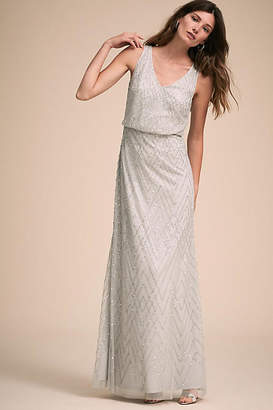 Anthropologie Blaise Wedding Guest Dress