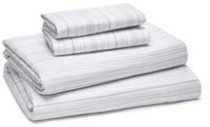 Coyuchi Organic Cotton Yarn Dye Stripe Sheet Set, Queen - 100% Exclusive