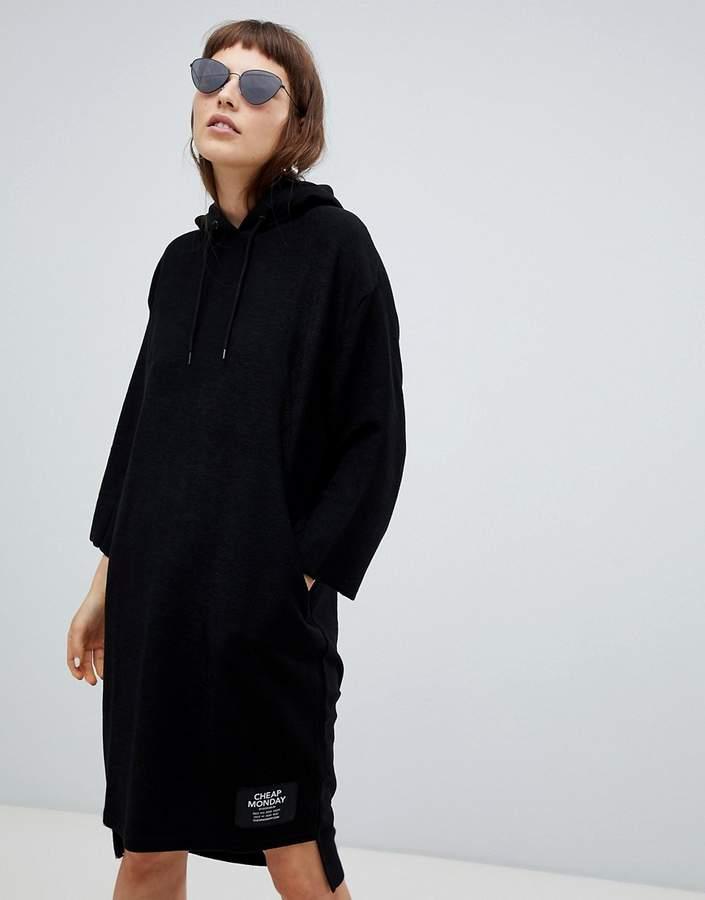 Cheap Monday Motion hoodie dress