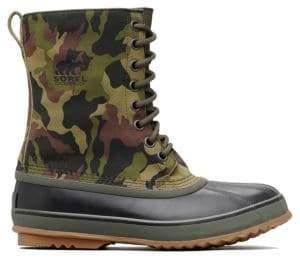 Sorel 1964 Premium T Camo Mid-Calf Boots