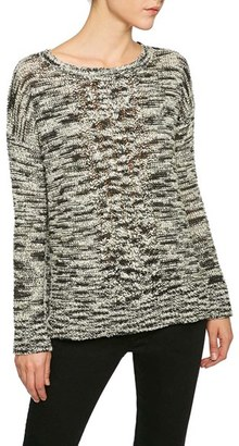 Women's Sanctuary Marled Yarn Sweater $89 thestylecure.com