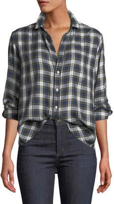 Frank And Eileen Long-Sleeve Plaid Button-Down Shirt