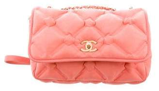 Chanel Large Chesterfield Flap Bag