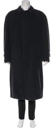 Giorgio Armani Wool Overcoat