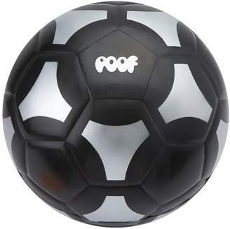 Poof POOF Pro Gold Black Soccer Ball