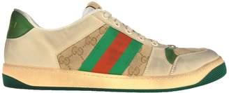 Gucci Mens Screener Gg Sneaker