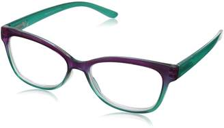 Peepers Women's Transcendent Oval Reading Glasses