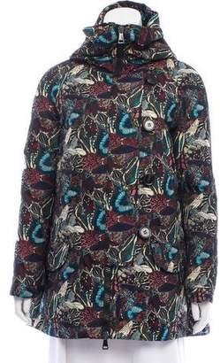 Moncler Dree Jacquard Jacket