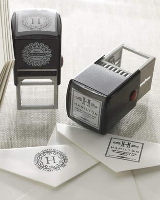 Three Designing Women Round Personal Stamper