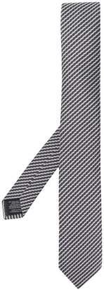 Ermenegildo Zegna micro-pattern tie