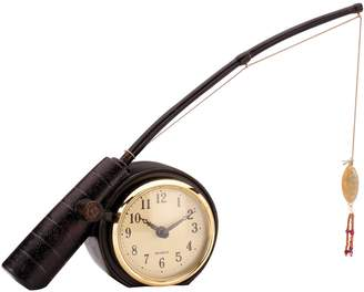 Sterling Rod 'N Reel Fishing Clock