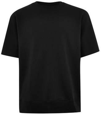 Topman Mens Black Sweatshirt