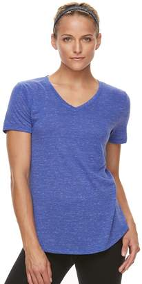 Tek Gear Women's V-Neck Tee