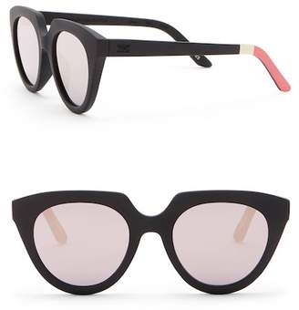 Toms 50mm Traveler Lourdes Sunglasses