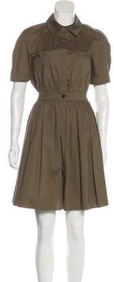 Jason Wu Short Sleeve Mini Dress