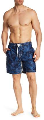 Trunks Surf and Swim CO. Chambray Hawaiian Swim