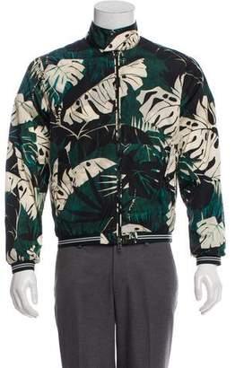 Moncler Pattern Print Lightweight Jacket w/ Tags