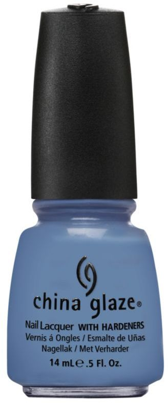 China Glaze Nail Laquer with Hardeners-Electro Pop Collection