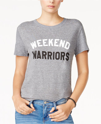 Sub Urban Riot Weekend Warriors Graphic T-Shirt $34 thestylecure.com