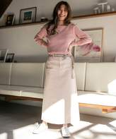 BAYFLOW (ベイフロー) - ラチネロングタイトスカート