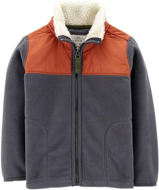 Carter's Toddler Boy Microfleece Jacket