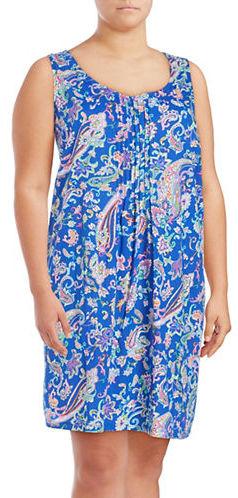 Lauren Ralph LaurenLauren Ralph Lauren Classic Knit Short Nightgown