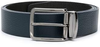 Baldinini silver-tone buckle belt