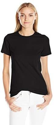 American Apparel Women's Organic Fine Jersey Classic Woman T-Shirt $11.30 thestylecure.com