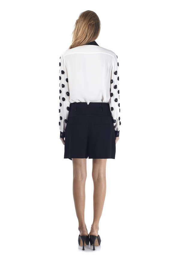 Marc by Marc Jacobs Anya Crepe Short