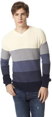 Tommy Hilfiger Men's Oakley Ombre V-Neck Sweater